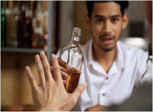 5 Stages Of Alcoholism Recovery